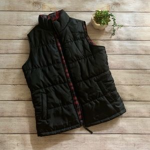 Merona Reversible Puffer Vest